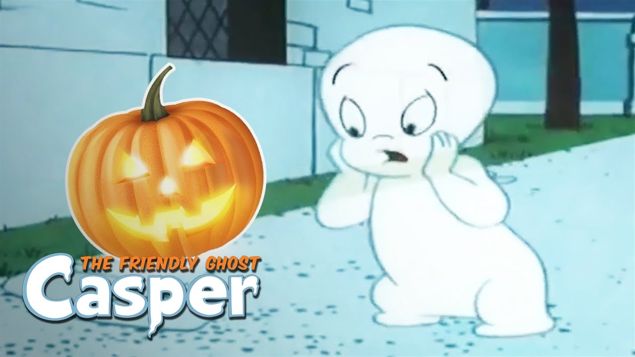 Casper Classics 👻Hooky Spooky 👻Halloween Special 👻Casper Full Episode 👻Kids Cartoon