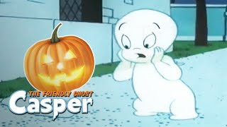 Casper Classics 👻Hooky Spooky 👻Halloween Special 👻Casper Full Episode 👻Kids Cartoon