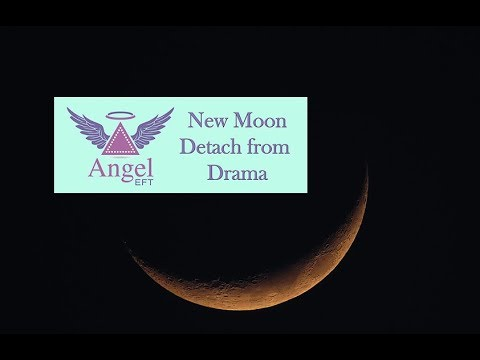 New Moon Detach From Drama Facebook Live 19 10 17 Youtube