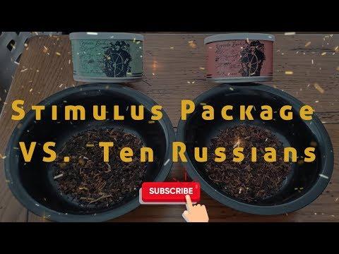 Stimulus Package VS Ten Russians