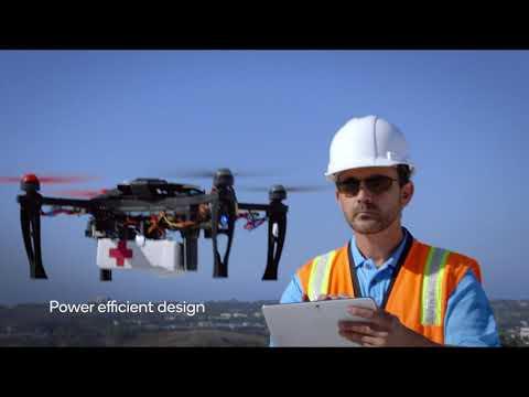 Qualcomm Flight RB5 5G Platform: world's first 5G-enabled AI drone platform