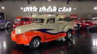 Model a model t car