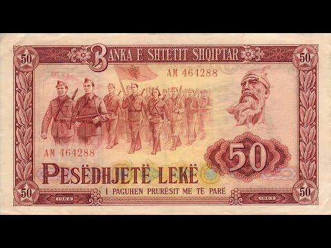 Albanian lek 1964,Албанский лек 1964