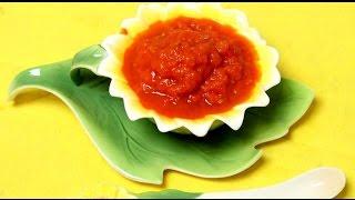 Острый соус в домашних условиях - простой рецепт