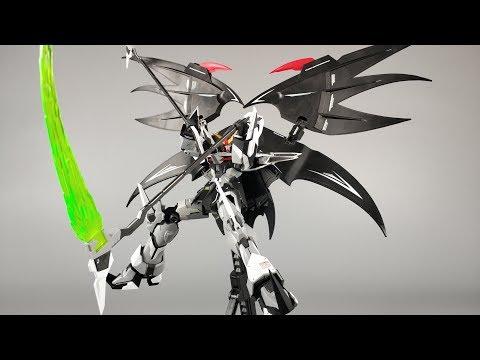 【国模小站】小朋模型 熊猫死神 1/100 Deathscythe Hell Gundam