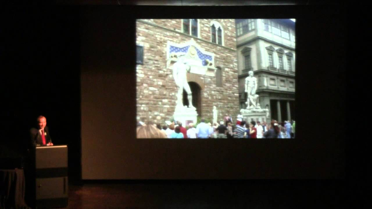 Lecture Michelangelo And The Intrigue Of Drawing Youtube
