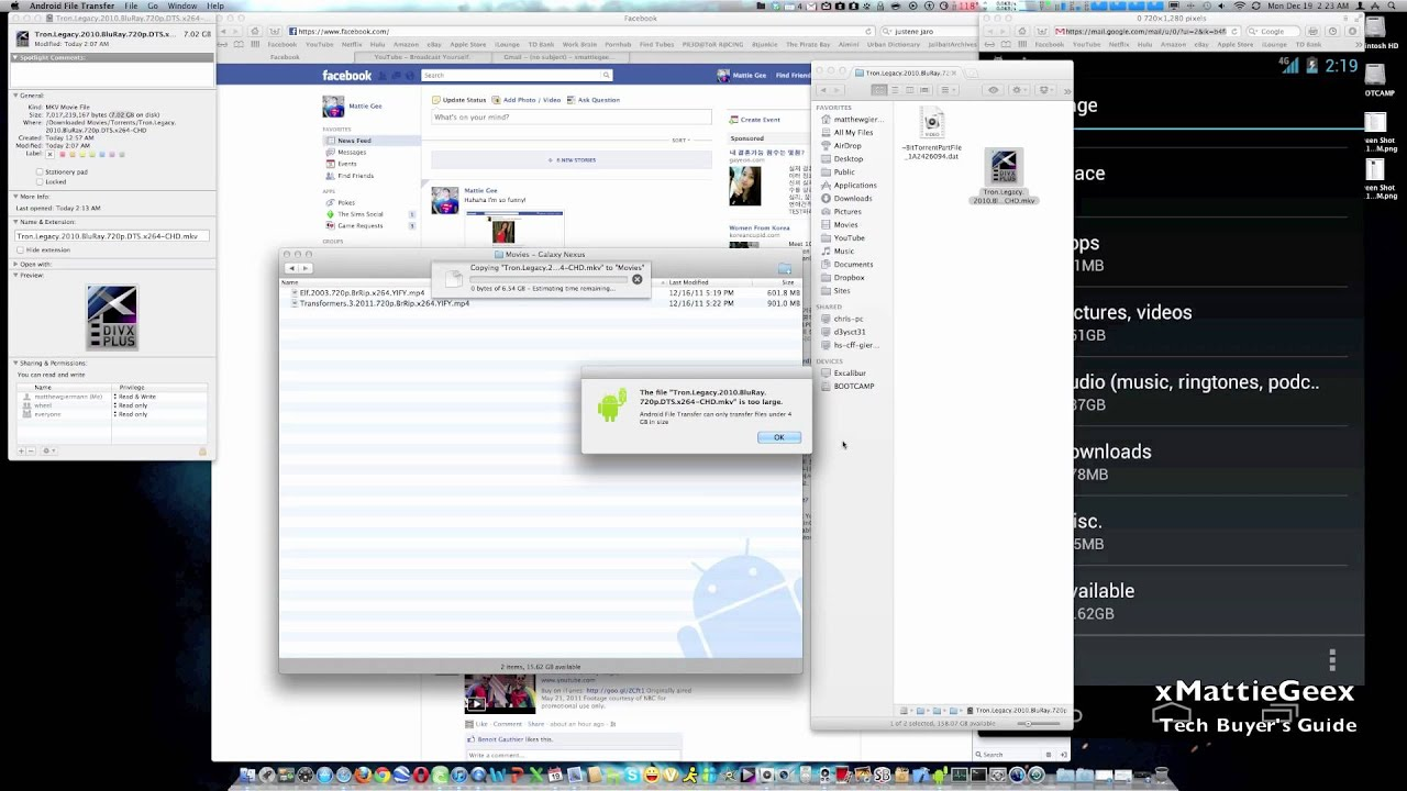 An android file manager mac - Android File Transfer Limit On File Size Lame For Mac Users