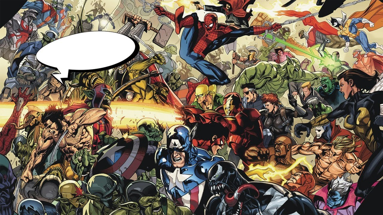 Secret Invasion: Gli Skrull Invadono La Terra! - Vietato Fumettare - YouTube