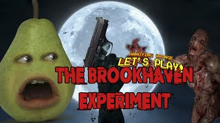 Pear Plays - The Brookhaven Experiment (VR Horror Game)