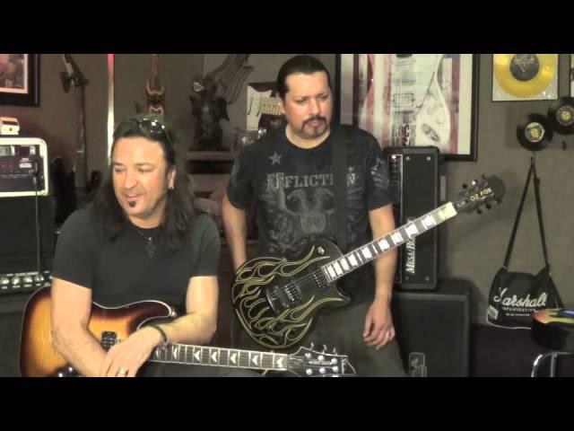 Stryper — 'Big Screen Lies' Guitar Tutorial