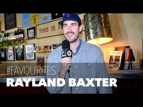 Rayland Baxter On Performing In Historic Venues And Smoking Weed - Interview, 2016