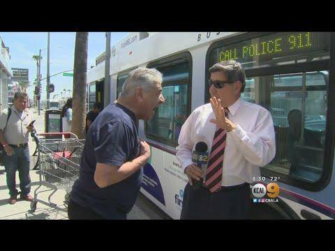 Violent Confrontation On Montebello City Bus