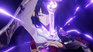 Confronting the Raiden Shogun - Genshin Impact