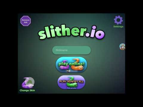 slither.io #2 - eating up everybody