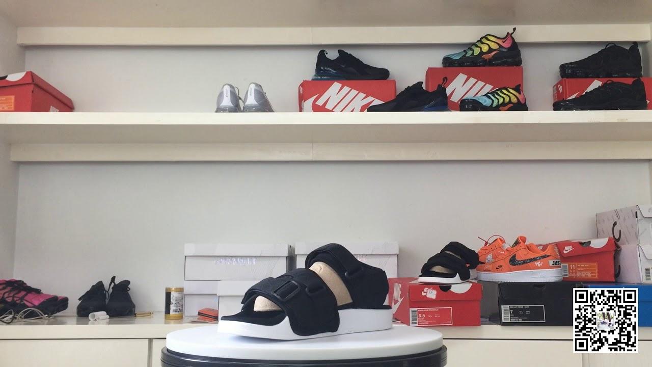 b23669816 Adidas Originals Adilette Sandal W S75382 Black White - YouTube