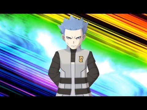 Pokemon Ultra Moon: Team Galactic Leader Cyrus Boss Fight