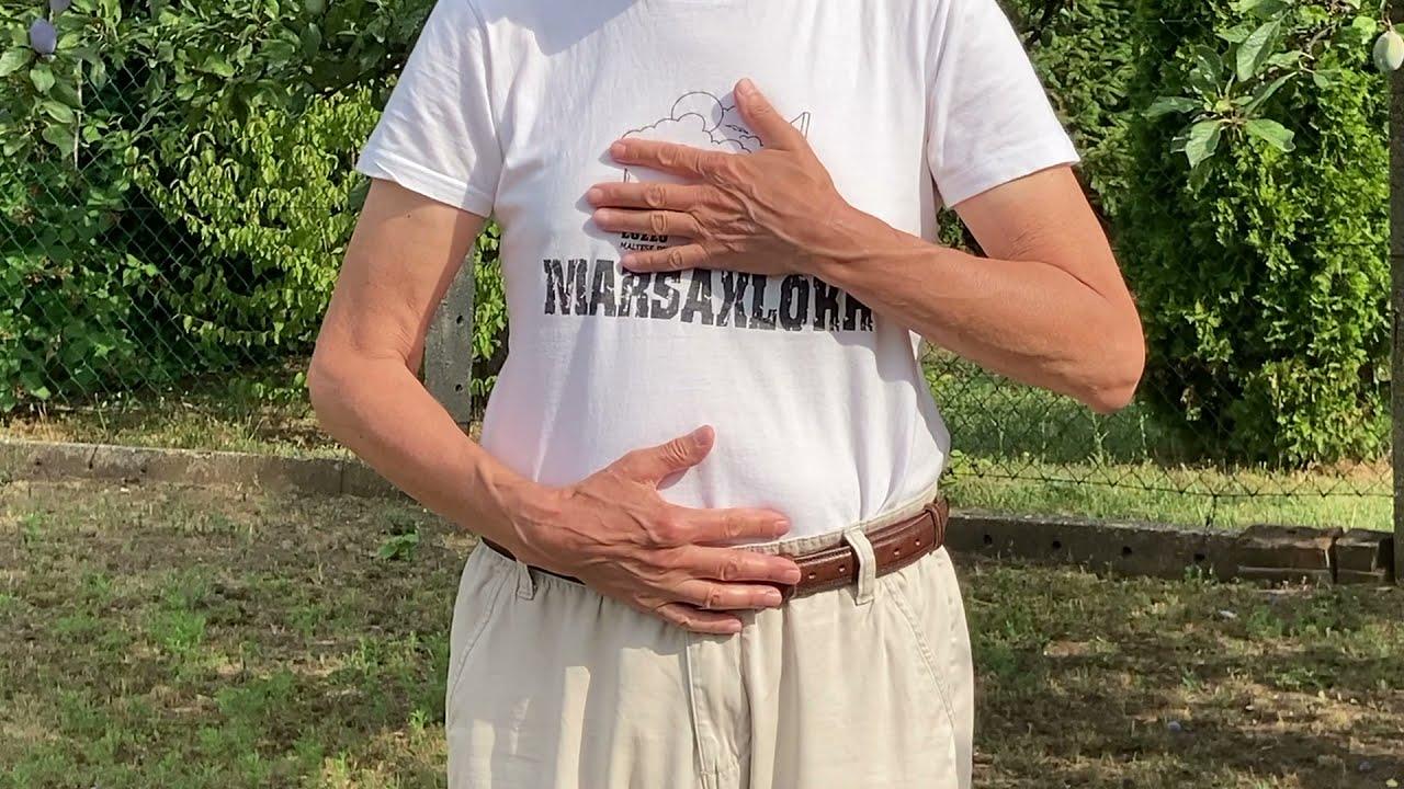vérnyomáscsökkentés légzéssel