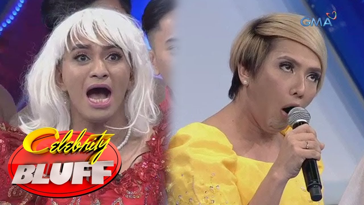 'Celebrity Bluff' Outtakes: Boobay at Donita Nose, nagtapatan sa spelling bee!