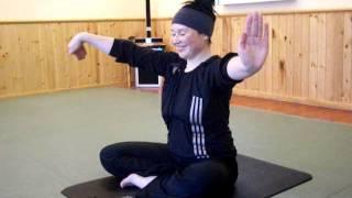 Кундалини йога. Упражнения. Видео(, 2011-12-07T08:16:53.000Z)