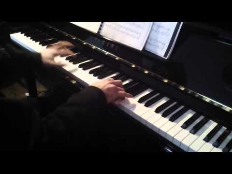 Gymnopedie no. 1, 2 & 3 by Erik Satie (1866-1925), Piano Solo