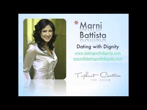 Youtube Dating With Dignity Marni Battista