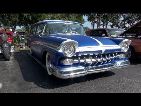 1957 Ford Del Rio Wagon - Car Show TV