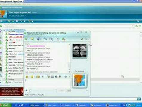 windows live 9.0 animated display picture
