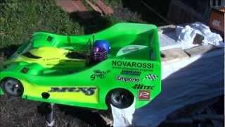 Repeat youtube video Rodaggio novarossi Kangaroo pista....