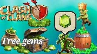 me regalan gemas y la mina mas chetada ep06 | Clash of Clans