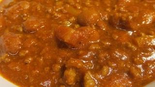 Receta para los chili beans +Tutoriales