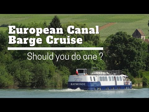 5 Times A European Hotel Barge Cruise Is Better Than A River Cruise