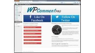 WP Comment Pro How To Stop WordPress Comment Spam