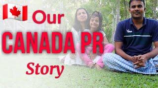 Canada PR | കാനഡയിൽ  ഞങ്ങൾ വന്നത് | Our Canada | My Family