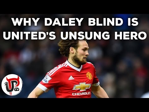 WHY DALEY BLIND IS MAN UNITED'S UNSUNG HERO