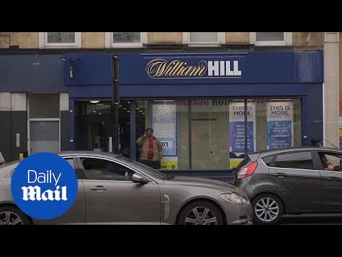 William Hill to axe 700 betting shops across the country
