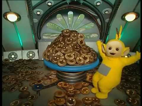 Teletubbies  -  Der Tubby - Toast Unfall