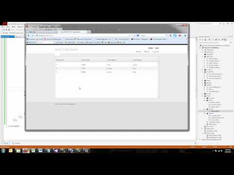 Open Source Kendo UI - Part 3: Grid Select and Update - YouTube