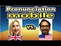 How to Pronounce MOBILE in British and American English [ ForB English Lesson ]