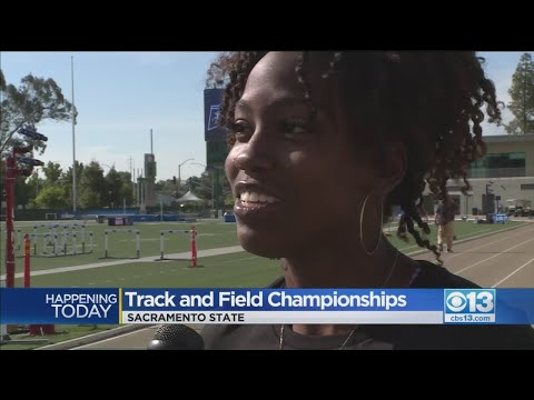 Track & Field Championships At Sac State