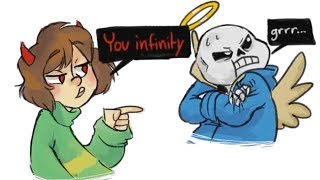 FUNNIEST UNDERTALE COMIC DUBS (Try not to laugh or or grin)