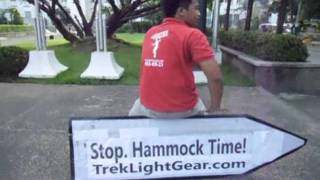 Stop. Hammock Time! Trek Light Gear