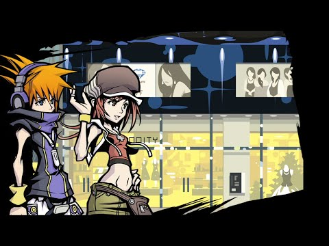 The World Ends With You - Final Remix: Quick Look