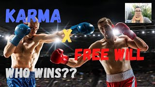 Karma x Free Will: Who wins? (with subs)