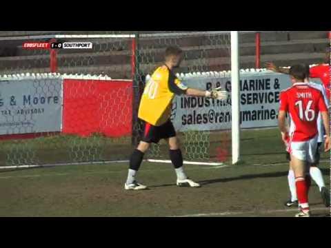 Ebbsfleet United v Southport