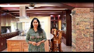 പുതിയ വീടിന്റെ അടുക്കള കാണാം    New Kitchen In Kerala