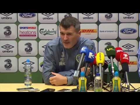 Bosnia and Herzegovina v Republic of Ireland - Pre Match Presser - Roy Keane (10/11/15)