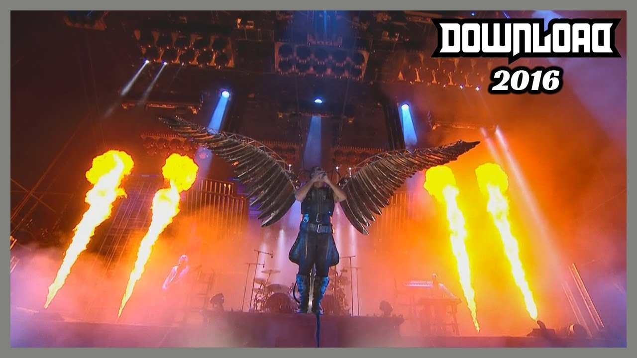 Download Rammstein - LIVE at Download Festival, UK 2016 | [Pro-Shot] HD 1080p