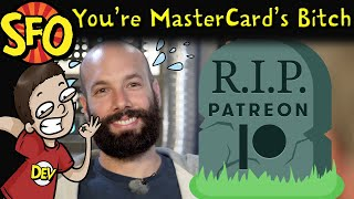 Patreon Is Dying