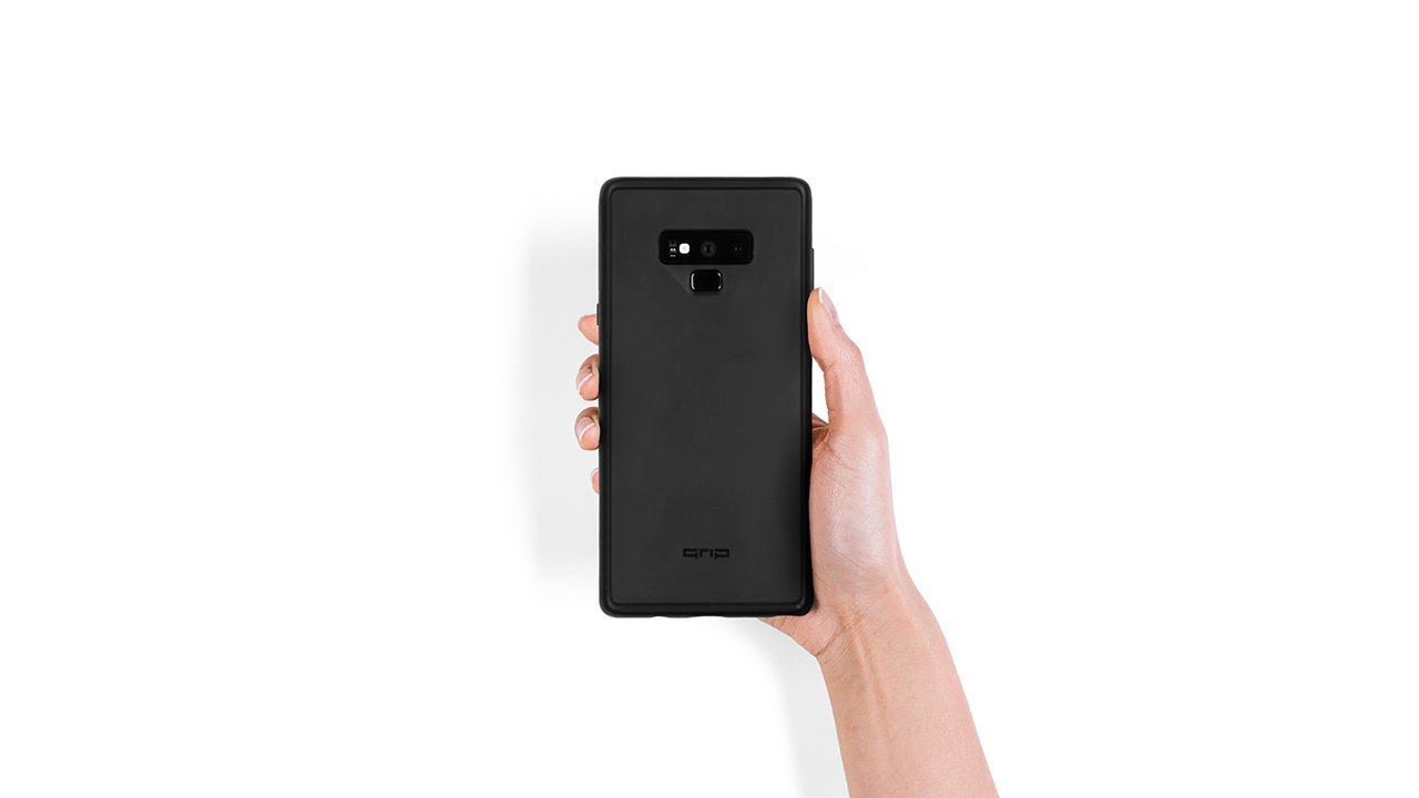 pretty nice 3efaa fcf7d How to Install a dbrand Galaxy Note 9 Grip Case