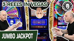 👑 3-Reel Slots Are KING in VEGAS 💥 + NEW TBJ Game: U-Spin